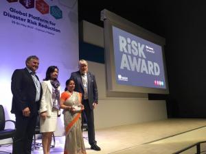 Risk Award 2017受賞